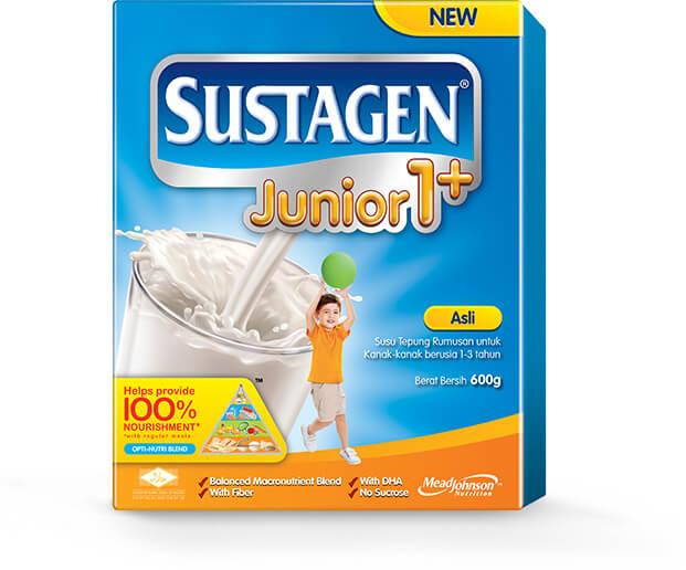 Sustagen Junior 1+ 1.2kg