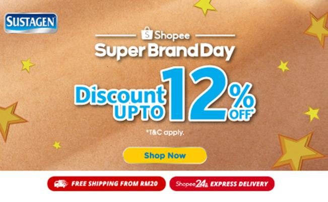 Shopee Super Brand Day
