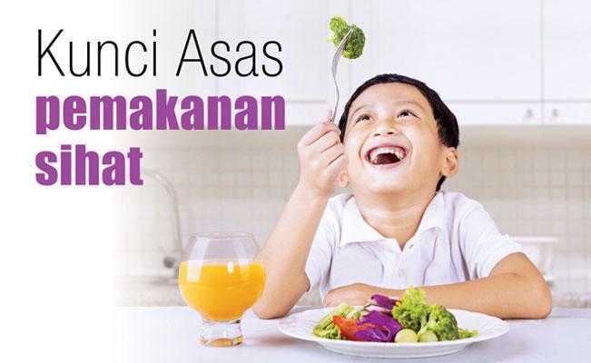 Kunci Asas Pemakanan Sihat